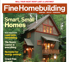 Fine Home Building – Smart Small