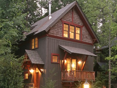 Cabins & Treehouses