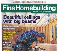 Fine Homebuilding 2017 — Hybrid Timber-Frame